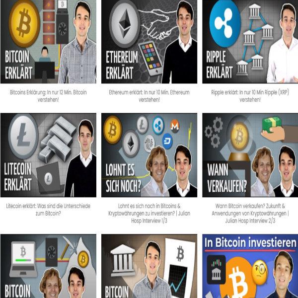 BITCOIN ETHEREUM andere Kryptowährungen Revolutionäre Blockchain-Geldsysteme verstehen